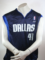 NBA Dallas Mavericks Trikot Dirk Nowitzki Nr.41 Reebok XL - XXL