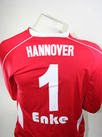 Hannover 96 Robert Enke Torwart Trikot Größe S - M under armour