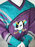 CMP Anaheim Mighty Ducks Trikot 1993-2006 NHL Eishockey Herren - XL