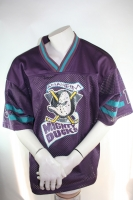 Campri Anaheim Mighty Ducks Trikot 1993-2006 NHL Herren - M