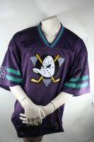 Players Anaheim Mighty Ducks Trikot Kurzarm Eishockey NHL 15 Herren XL