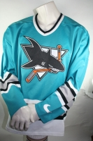Nike San Jose Sharks Eishockey Trikot NHL Authentic? - XL