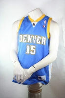Champion Denver Nuggets Trikot 15 Carmelo Anthony - M öz