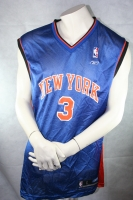 Reebok New York Knicks Trikot 3 Marbury Swingover NBA Herren XL