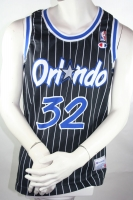 Champion Orlando Magic jersey 32 Shaquille O'Neal NBA Florida men's L