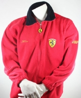 Michael Schumacher Collection jacket Fleece Ferrari in L Formula 1