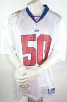 New York Giants Trikot XXL 2XL Reebok 50