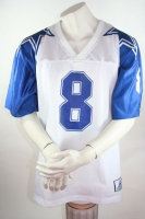 Apex One Dallas Cowboys Trikot 8 Troy Aikman NFL Weiß Herren XL