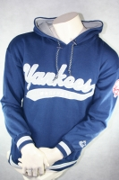 Starter New York Yankees Hoodie Sweeatshirt Kapuzenpullower Baseball MLB Herren M