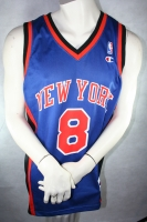 Champion New York Knicks Trikot 8 Latrell Sprewell NBA Herren - XL