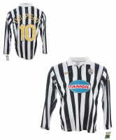 6b07f211a5d Nike Juventus Turin jersey 10 Alessandro Del Piero 2006 07 Tamoil home  men s XL