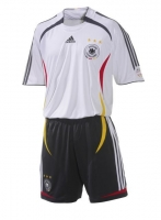 Germany Adidas jersey World Cup 2006 plus Short men's XS=164cm