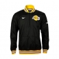 Preview: ReebokLos Angeles Lakers L.A LA jacket NBA black 1/4 zipper zip sweatshirt men's L
