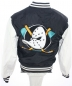 Mobile Preview: Urban Classics Anaheim Mighty Ducks college jacket Walt Disney NHL black New men's L