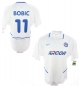 Preview: Nike Hertha BSC Berlin jersey 11 Fredi Bobic 2002/03 Arcor away white men's XL/XXL