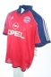 Preview: Adidas FC Bayern München Jersey 9 Giovanne Elber 2000/01 CL Opel men's XL (B-stock)