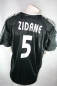 Mobile Preview: Adidas Real Madrid Jersey 5 Zinedine Zidane 2003/04 Black Away men's XL