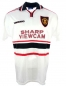 Mobile Preview: Umbro Manchester United jersey 7 David Beckham 1997/98 white Sharp men's XL