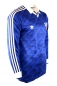Preview: Adidas GDR jersey 1986-1990 World Cup German Democratic Republic match worn blue men's L