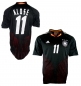Preview: Adidas Germany jersey 11 Miroslav Klose DfB Euro 2004 black men's M or L