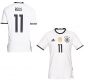 Preview: Adidas Germany jersey 11 Marco Reus Euro 2016 home white men's M