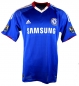 Preview: Adidas FC Chelsea jersey 8 Frank Lampard 2010/11 home Samsung match worn shirt blue men's L