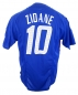Mobile Preview: Adidas France Jersey Home WC 2002 #10 Zinedine Zidane Blue New XL