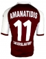 Preview: Kappa 1. FC Kaiserslautern jersey 11 Ioannis Amanatidis 2004/05 red white home men's L