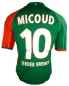 Preview: Kappa SV Werder Bremen jersey 10 Johan Micoud 2004/05 green Kik orange men's XL (B-stock)