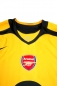 Preview: Nike FC Arsenal jersey 14 Thiery Henry 2005/06 yellow CL final match worn longsleeve men's M