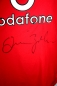 Preview: Nike Manchester United jersey 7 David Beckham 2002/03 Vodafone red signatured men's L