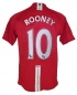 Preview: Nike Manchester United jersey 10 Wayne Rooney 2007/08 AIG red home men's S