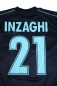 Preview: Puma Lazio Rom jersey 21 Simone Inzaghi 2001/2002 away Siemens men's M