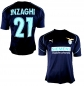Mobile Preview: Puma Lazio Rom jersey 21 Simone Inzaghi 2001/2002 away Siemens men's M