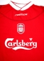 Preview: Reebok FC Liverpool jersey 10 Michael Owen 2002-04 Carlsberg home red men's S
