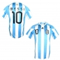 Preview: Adidas Argentina jersey 10 Lionel Messi world cup 2010 home new men's M
