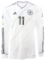 Preview: Adidas Germany jersey 11 Miroslav Klose 2012-14 Quali Formotion match worn men's XL