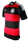 Preview: Adidas Germany jersey 2014 Word Cup away adizero red/black men's L=7