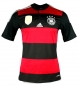 Preview: Adidas Germany jersey World Cup 2014 Brazil away 4 Stars new men's S small