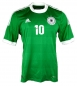 Preview: Adidas Germany jersey 10 Lukas Podolski 2012 away green shirt DFB men's XXXL/3XL