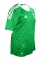Preview: Adidas Germany jersey 2012 away green shirt DFB new with tags men's XL/XXL/2XL
