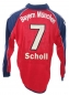 Mobile Preview: Adidas FC Bayern Munich jersey 7 Mehmet Scholl 1999/2001 match worn Opel Equipment men's L