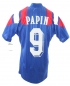 Preview: Adidas France jersey 9 Jean-Pierre Papin Euro 1992 home blue men's M