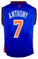 Preview: Adidas New York Knicks jersey Home NBA 7 Carmelo Anthony men's XL