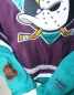 Preview: Campri Anaheim Mighty Ducks Jersey 22 Luis Mendoza NHL Away Mens - XL