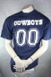 Preview: Dallas Cowboys Jersey T-shirt NFL American Football Name Number 00 - M