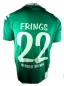 Preview: Kappa SV Werder Bremen jersey 22 Thorsten Frings 2007/08 Citibank shorts socks men's S