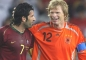 Preview: Adidas Germany keeper jersey 12 Oliver Kahn 2006 DFB orange men's XS, L or XL
