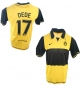 Preview: Nike Borussia Dortmund jersey 17 Dede 2007/08 BVB men's L or XL