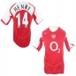 Preview: Nike FC Arsenal London jersey 14 Thierry Henry 2004/05 shirt o2 home red men's XL